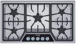 "Thermador SGSL365KS Masterpiece Series 36"" Gas Cooktop w/5 Sealed Star B... - $1,187.01"