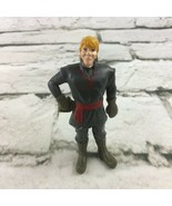 "Disney Frozen Kristoff Posed Figure 3"" PVC Cake Topper Toy - $7.91"
