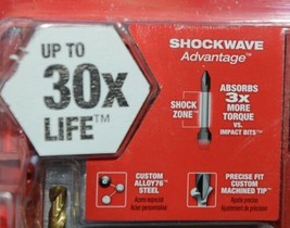 Milwaukee 48324006 Shockwave Impact Drill Drive Set 40 Pieces image 2