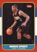 2008-09 Fleer 1986 Style #86R-177 Marreese Speights > Philadelphia 76ers - $0.99