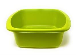 Vert Citron Rectangulaire Vaisselle Bol Plat 7L Fabriqué en Royaume-Uni - $8.30