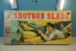 Shotgun Slade TV Show Game - Milton Bradley & Shotgun Productions 1960 - $123.75