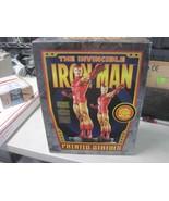 BOWEN Iron Man FULL SIZE matched set Retro and Classic Statues # 204/300 - $411.05