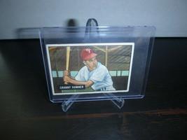 1951 Bowman Gum Baseball Card #148 Granny Hamner Trading Card - $8.90