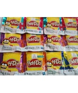 7 Packs Play-Doh Grab 'n Go Modeling Compound Resealable Bags  - $13.86