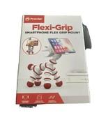 NEW Premier Horse Flexi-Grip Holder Flex Grip Mount Phone Smartphone (RED) - $13.71