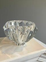 Orrefors Crystal Bowl  Zodiac line by Erika Lagerbielke NEW - $246.51