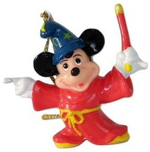 "Vintage Disney Applause Fantasia Sorcerer Mickey Mouse PVC 2"" Ornament F... - $9.00"