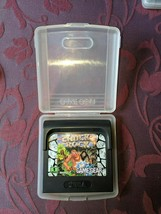 Chuck Rock - SEGA Game Gear - Cart & Case - Cleaned & Tested VGC - $6.67
