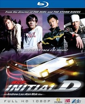 Initial D [Blu-ray] (2005)