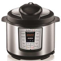 Instant Pot LUX60V3 V3 6 Qt 6-in-1 Muti-Use Programmable Pressure Cooker... - $98.99+