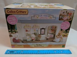 Calico Critters Toy Shop (no animals) MIB - $42.00