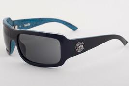 Bolle Slap Black Turquoise / True Neutral Smoke TNS Sunglasses 10888 - $98.01