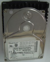 18GB 10K RPM 3.5in SCSI 80Pin Drive Quantum QM318200TY-SCA TY18J Free USA Ship