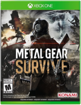 Metal Gear Survive - Xbox One Sony Factory Sealed Brand Video Kids Game New - $46.24