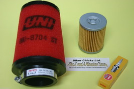 CAN AM  03-07 400 Outlander  Tune Up Kit  For Stock Air Box - $41.95
