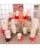 Cute Alpacasso Toy Llama Alpaca Stuffed Plush Soft Doll Pillow Kids Girl... - $7.06+