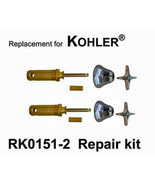 Kohler RK0151-2 2 Valve Rebuild Kit - $179.80