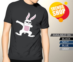Dabbing Easter Bunny Gildan T-Shirt, Men's Tee - $18.00+