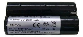 Banshee 2 year warranty 4.8V replacement battery for MAKITA 678102-6 604... - $27.30