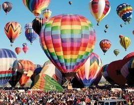 Albuquerque Balloon Fiesta - 300 Piece Jigsaw Puzzle Colorluxe Series by... - $21.77