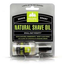 Pacific Shaving Company Natural Shaving Oil - Helps Eliminate Shaving Nicks, & R image 2
