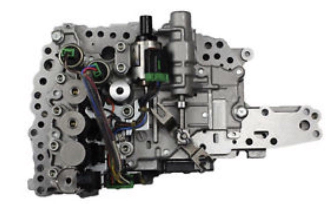 CVT Transmission Valve Body Nissan Murano Maxima Quest JF01E (1997-up)