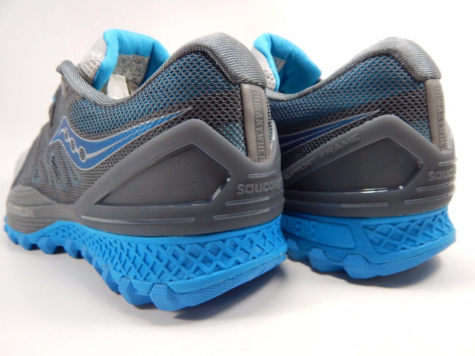 Saucony Xodus ISO 2 Women's Running Shoes Size US 8 M (B) EU 39 Gray S10387-2