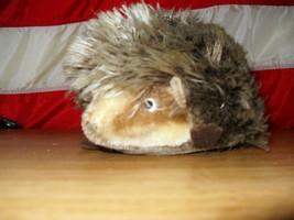 Steiff Joggi Hedgehog Spiky Mohair Plush - $19.80