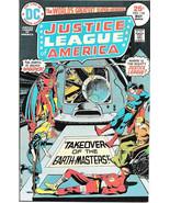 Justice League of America Comic Book #118, DC Comics 1975 VERY FINE - $17.34
