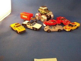 Bag of 8 Generic Die Cast Cars - $3.75
