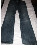"""Seven For All Mankind Bookcut Sz 26 Bootcut Jeans, 30"""" x 32"""", Free Shipp... - $26.57"""
