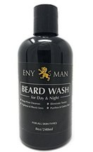 Beard and Face Wash Cleans Conditions Facial Hair Without Irritating Skin Undern image 12