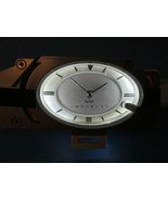 Infiniti G35 2003-2004 Silver Dash Clock analog LED bulbs 03-04 OEM TEST... - $95.99