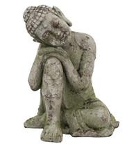 11IN Resin Buddah Decor - $128.69