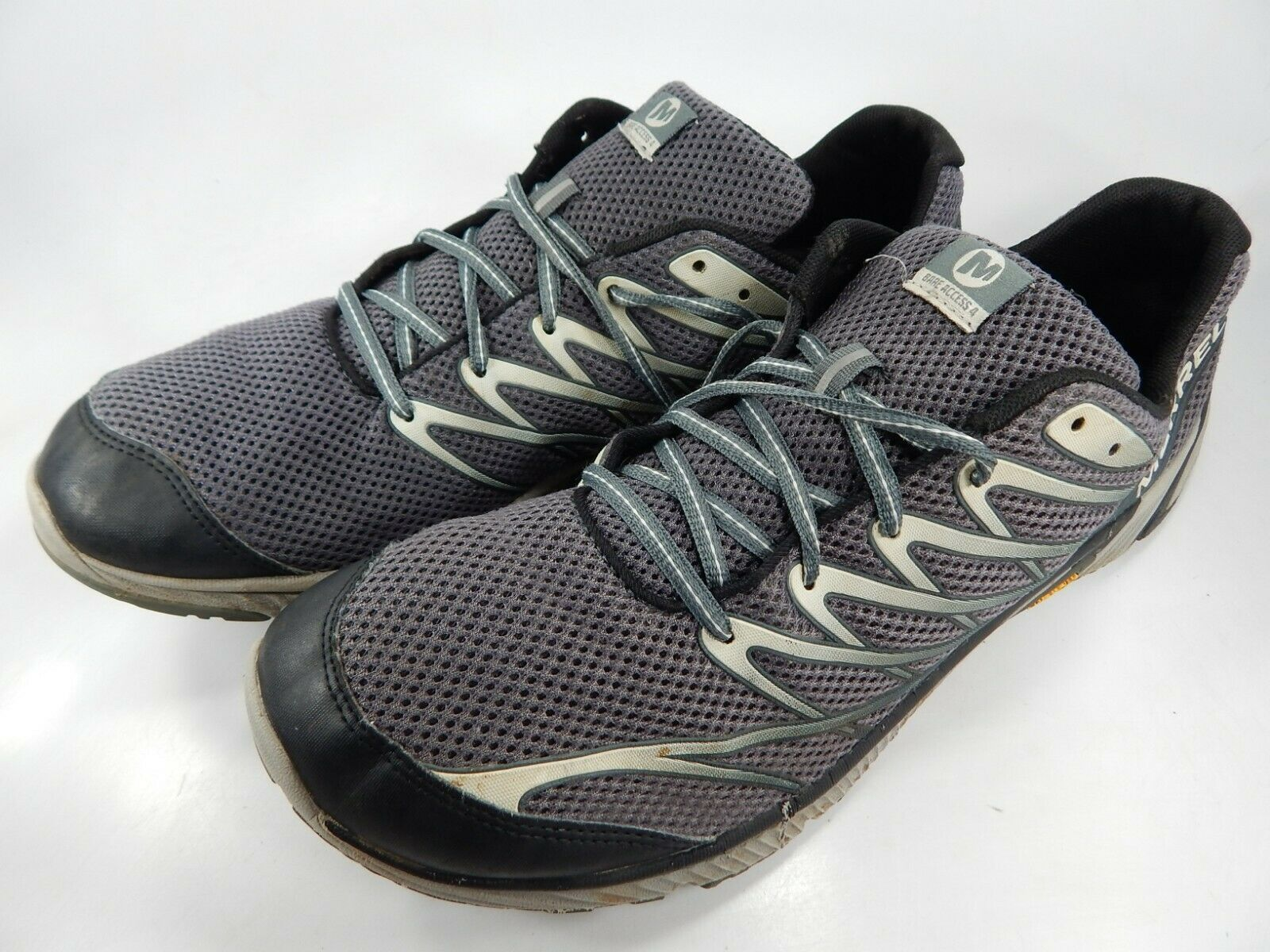 Merrell Bare Accès 4 Taille US 15 M (D) Eu 50 Hommes Trail Running Chaussures