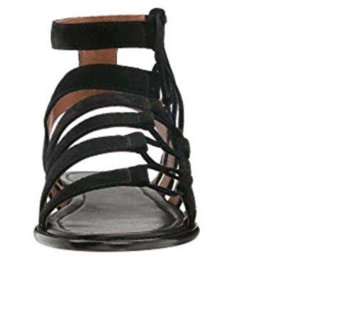 Frye women blair side ghillie black size 8 MSRP $258