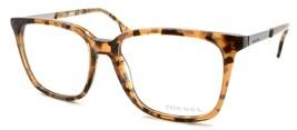 Diesel DL5116 052 Unisex Eyeglasses Frames 53-16-145 Havana - $79.00