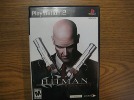 Hitman Contracts PS2 PlayStation 2 Action Adventure Game US Version - $12.25