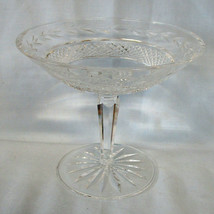 "Waterford Glandore Comport 5"" by 6"" Signed - $50.38"
