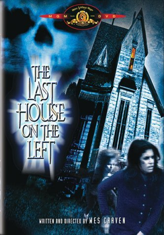 The Last House on the Left (1972) DVD