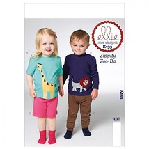 Kwik Sew Toddler Sewing Pattern 0133 - Sleep/Lounge Wear (O/S) - $13.72