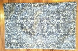 Pottery Barn Printed VELVET LUMBAR Pillow Cover NO INSERT 24x16 NWOT   #45 - $49.99