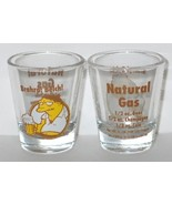 The Simpsons Barney w/ Beer Drink Recipe Illustrated Clear ShotGlass, NE... - $4.97
