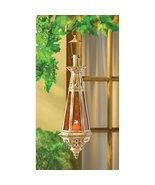 Candleholders Lanterns Hanging Moroccan Amber Teardrop Candle Lantern Us... - $26.53