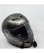 Shoei TZ-R helmet size  M 7 18-7 14 5758cm with Cardo Scala Rider G4 kit.  - $140.00