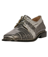 LibertyZeno Genuine Leather Lace Up Dress Shoes for Big Boys age(8-12Years)L1012 - $41.99