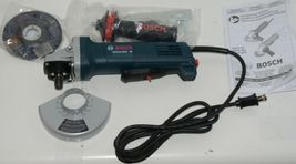 BOSCH GWS10 45PE Angle Grinder with Lock On Paddle Switch CORDED Package 1 image 5