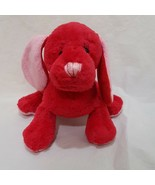 "Cherry Soda Pup Webkinz No Code Ganz Plush Stuffed Animal 7"" Toy - $9.50"