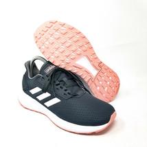 Adidas Duramo 9 Damen Laufschuhe Grau Weiß Rosa EG8672 Sz 8.5 UK 7 Eu 40.5 - $129.66
